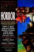 The Best New Horror 5 eBook by Ramsey Campbell, Stephen Jones