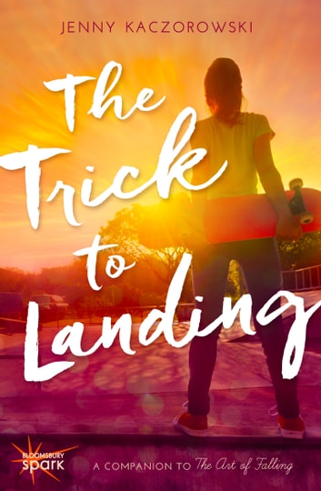 The Trick to Landing ebook by Jenny Kaczorowski