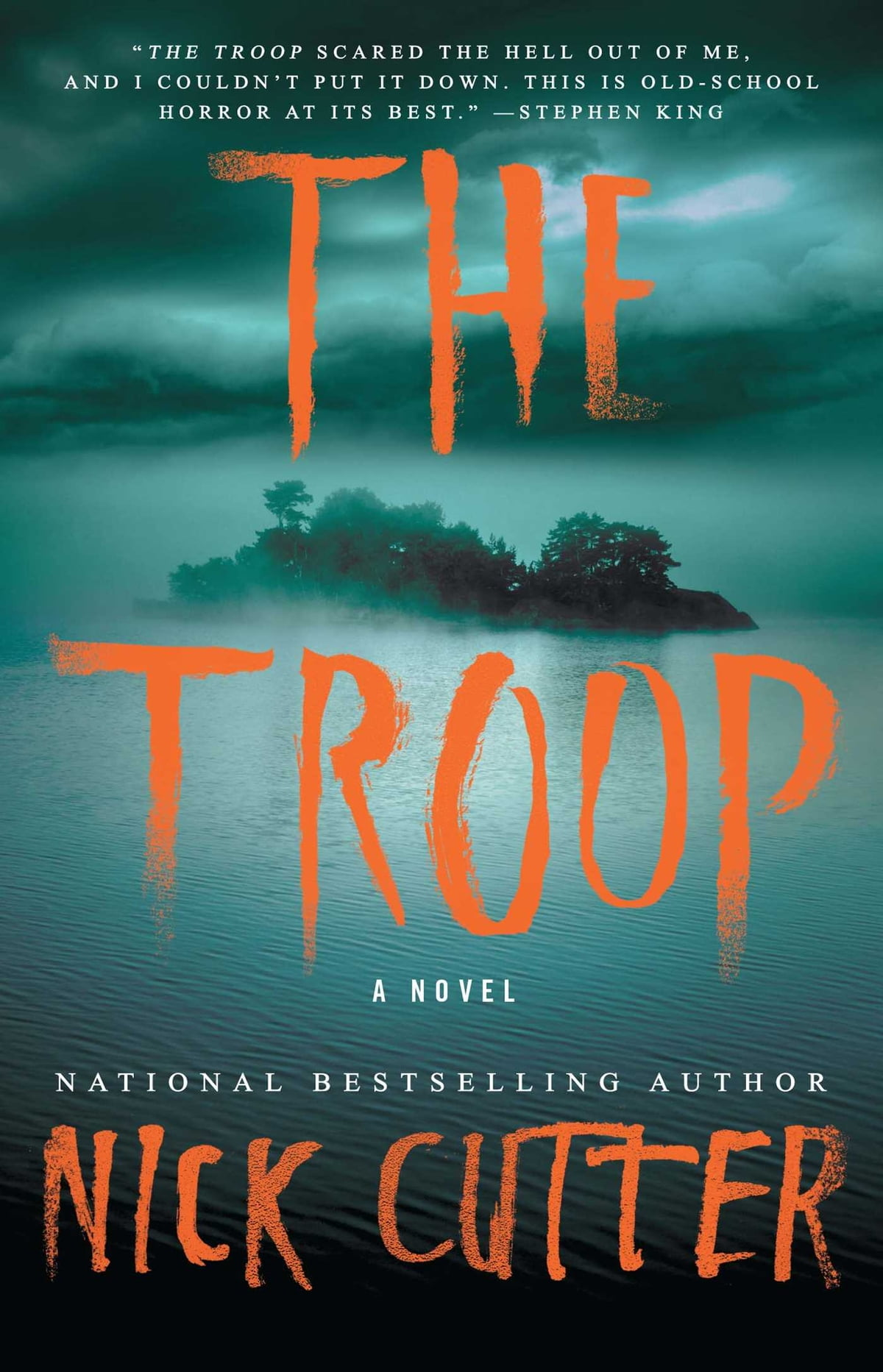 The Troop Nick Cutter Epub
