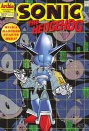 "Sonic the Hedgehog #39 ebook by Mike Gallagher,Patrick ""SPAZ"" Spaziante,Brian Thomas,Harvey Mercadoocasio"