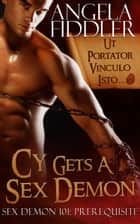 Cy Gets A Sex Demon ebook by Angela Fiddler