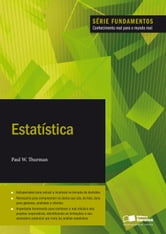 ESTATISTICA - Série Fundamentos ebook by PAUL W. THURMAN