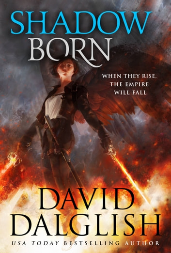 Shadowborn ebook by David Dalglish