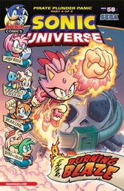 Sonic Universe #58 ebook by Tracy Yardley!,Jack Morelli,Steve Downer,Jim Amash,Thomas Mason