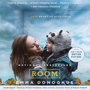 Room - A Novel livre audio by Emma Donoghue