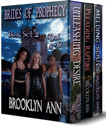 Brides of Prophecy Box Set 2 - Brides of Prophecy ebook by Brooklyn Ann