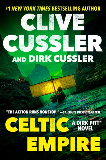 Celtic Empire ebook by Clive Cussler,Dirk Cussler