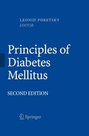 Principles of Diabetes Mellitus ebook by Leonid Poretsky