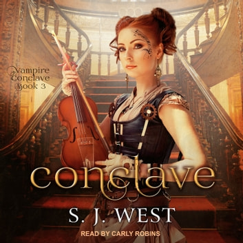 Conclave audiobook by S.J. West