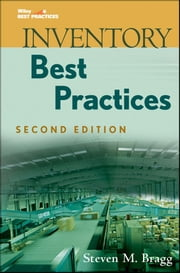 Inventory Best Practices ebook by Steven M. Bragg