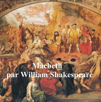 Macbeth in French ebook by William Shakespeare