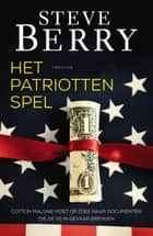 Het patriottenspel ebook by Steve Berry, Gert-Jan Kramer