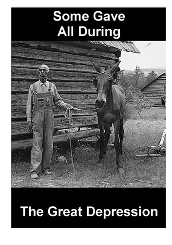 The Great Depression ebook by Raymond E. Smith