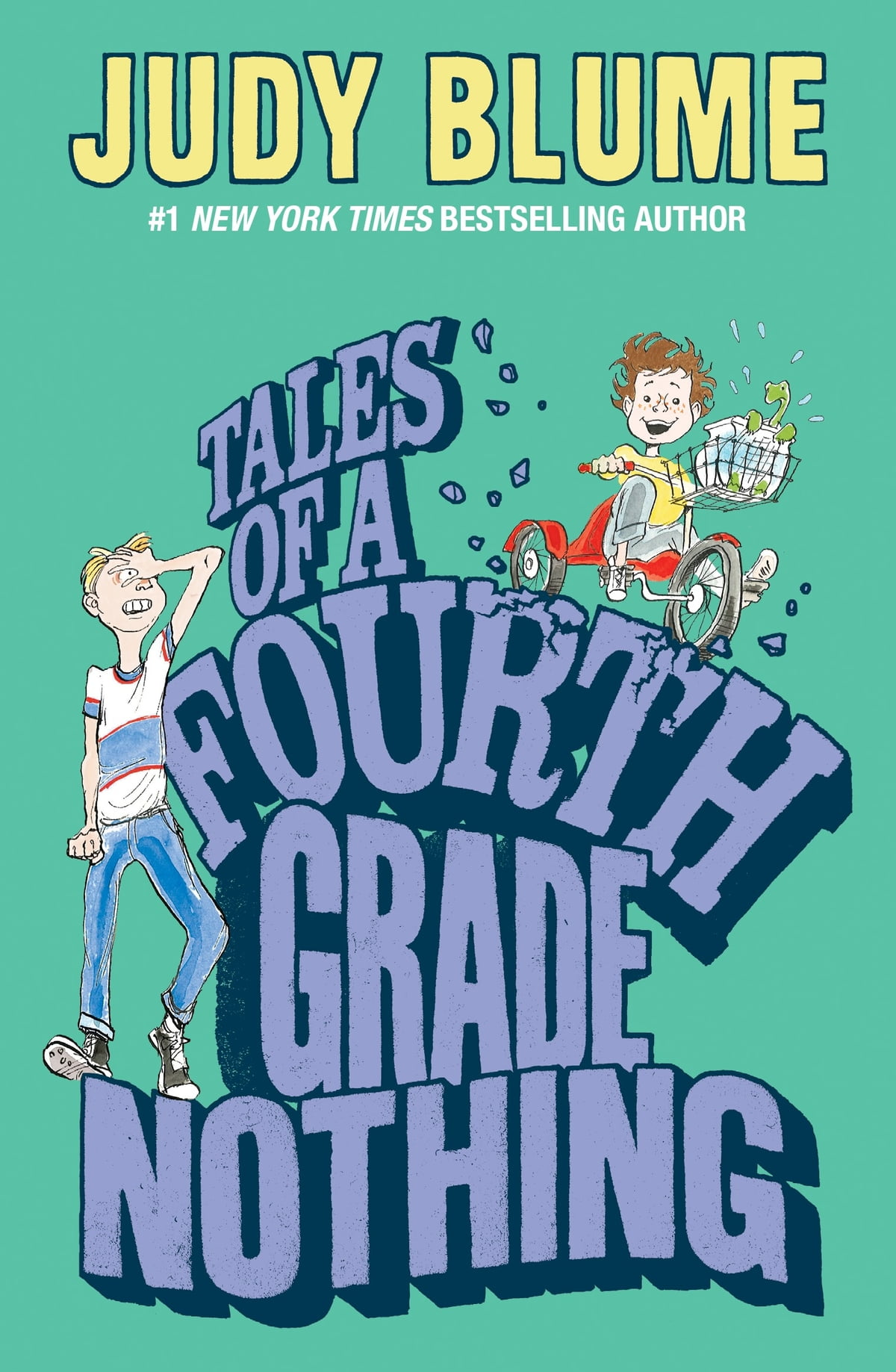 Tales Of A Fourth Grade Nothing Ebook By Judy Blume 9781101564073