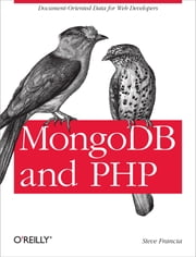MongoDB and PHP ebook by Steve Francia