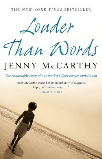 Louder Than Words ebook by Jenny McCarthy