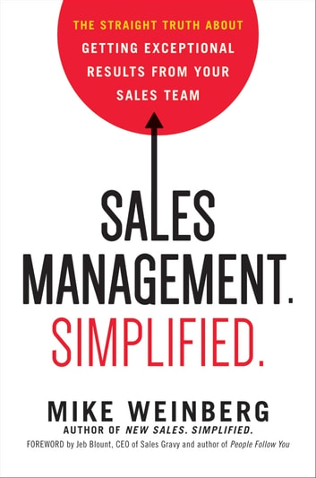 Sales Management Ebook