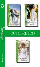 Pack mensuel Harmony : 3 romans (Octobre 2020) ebook by