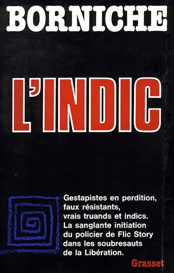 L'indic ebook by Roger Borniche