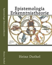 Epistemología Erkenntnistheorie ebook by Kobo.Web.Store.Products.Fields.ContributorFieldViewModel