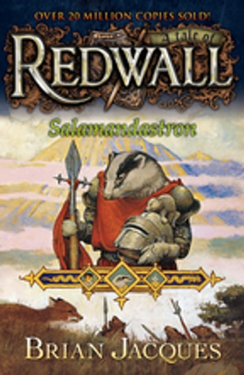 Salamandastron - A Tale from Redwall ebook by Brian Jacques