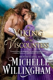 A Viking for the Viscountess ebook by Michelle Willingham