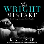 The Wright Mistake audiobook by K.A. Linde