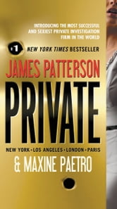 Private ebook by James Patterson,Maxine Paetro