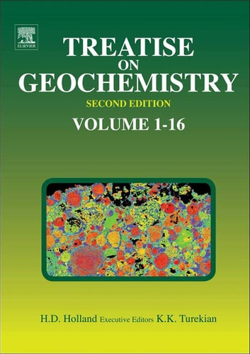Treatise on Geochemistry ebook by Karl K. Turekian,Heinrich D. Holland