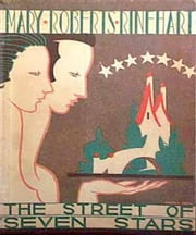 The Street of Seven Stars ebook by Mary Rinehart