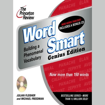 Word Smart Genius Edition audiobook by The Princeton Review