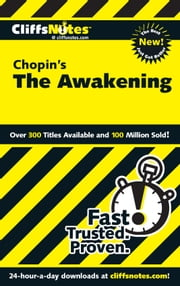 CliffsNotes on Chopin's The Awakening ebook by Maureen Kelly