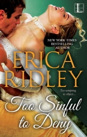 Too Sinful to Deny ebook by Erica Ridley