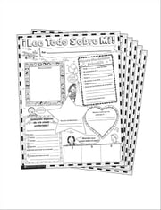 Instant Personal Poster Sets: ¡Lee Todo Sobre Mí! Poster: 30 Big Write-and-Read Learning Posters Ready for Kids to Personalize and Display With Pride! ebook by Rozier, Adriane
