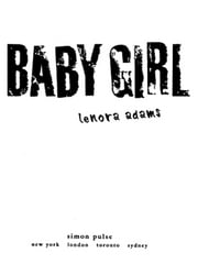 Baby Girl ebook by Lenora Adams