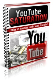 YouTube Saturation ebook by Anonymous