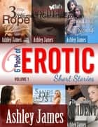 6 Pack of Erotic Short Stories - Volume 1 (General Erotica) ebook by Ashley James