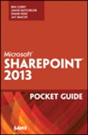 Core Solutions Of Microsoft Sharepoint Server 2013 Ebook