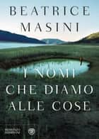 I nomi che diamo alle cose ebook by Beatrice Masini