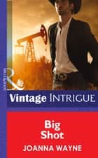 Big Shot (Mills & Boon Intrigue) (Big 'D' Dads, Book 3) ebook by Joanna Wayne