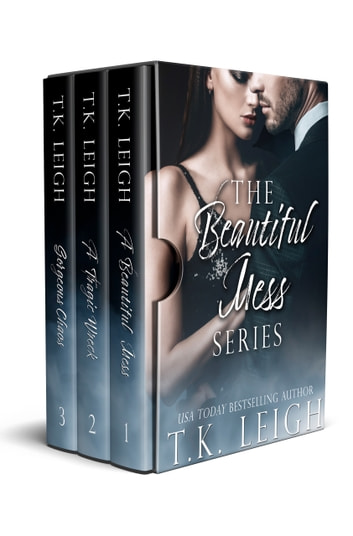 The Beautiful Mess Series ebook by T.K. Leigh
