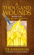 A Thousand Wounds: Book II of The Sword of Bayne