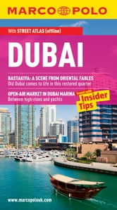 Dubai Marco Polo Travel Guide: Travel With Insider Tips ebook by Manfred Wöbcke