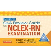Saunders Q & A Review Cards for the NCLEX-RN® Exam ebook by Linda Anne Silvestri,Angela Silvestri