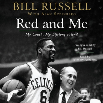 Red and Me audiobook by Bill Russell