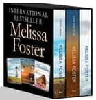 Love, Lies, & Mystery 3 Book Bundle ebook by Melissa Foster