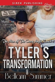 Tyler's Transformation ebook by Bellann Summer