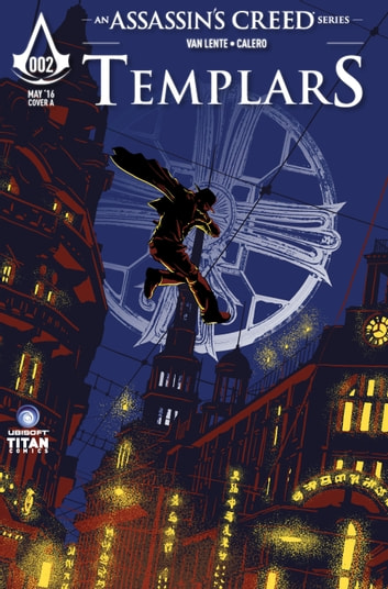 Assassin's Creed: Templars #2 ebook by Fred Van Lente,Dennis Calero,Dennis Calero