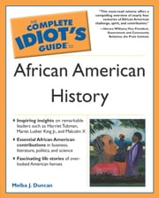 The Complete Idiot's Guide to African American History ebook by Melba J. Duncan
