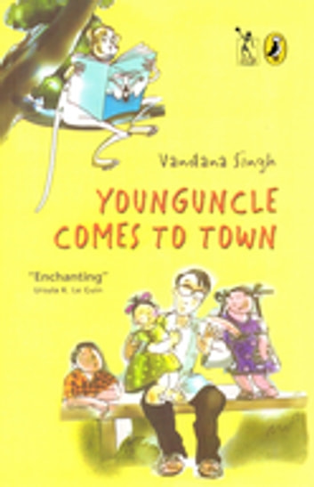 Younguncle comes to town ebook by Vandana Singh